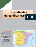 Las vertientes hidrográficas españolas.pptx