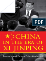 Robert S Ross_ Jo Inge Bekkevold - China in the Era of Xi Jinping_ Domestic and Foreign Policy Challenges-Georgetown University Press (2016).epub