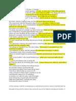 Y10 Drama Shakespeare Soliloquies Analysis