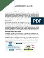 A SEMINAR REPORT ON LI.docx
