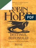 Hobb, Robin - Omul Aramiu 3. Destinul Bufonului Vol.1 f.s.1.0