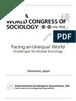Isa Wcs2014 Program Book