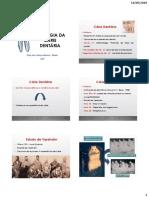 Aula 01 - Etiologia Da Cárie Dentária 2.2019