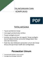 Tatalaksana dan Komplikasi.pptx