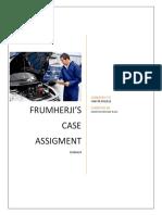 Frumherji's case
