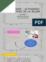 Papps 2018 – Actividades Preventivas de La Mujer