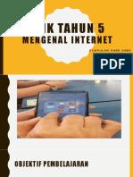 Mengenal Internet Ppt