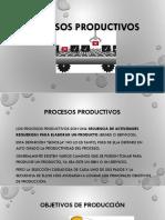 5 Procesos Productivos General