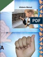 Alfabeto Manual - Numerais em Libras