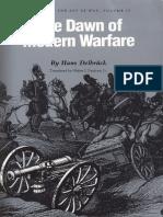 Hans Delbrück - History of the Art of War, Vol 4 - The Dawn of Modern Warfare (1990, University of Nebraska Press).pdf