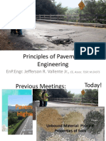 1.2 Principles of Pavement Engineering