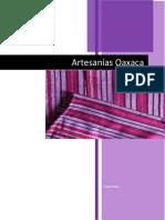 Artesanías Oaxaca
