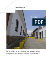 cALLE DE LA ESCOPETA.docx