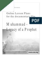 Muhammad Legacy LessonPlansComplete