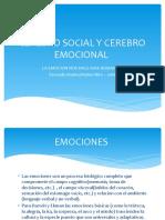 Cerebro Social y Cerebro Emocional