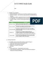 VMCE95 Study Guide