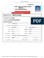 Mepco Form