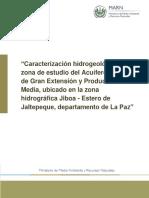Caracterización hidrogeológica de la zona de estudio del Acuífero Poroso de Gran Extensión y Productividad Media, ubicado en la zona hidrográfica Jiboa - Estero de Jaltepeque.pdf