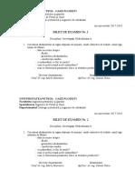 Bilete Examen IV Foraj Investigatii