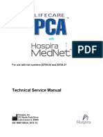LifeCare PCA Technical Service Manual-2013