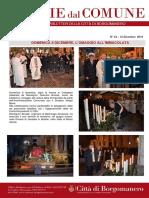 Notizie Dal Comune di Borgomanero del 10-12-2019