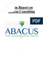 term report on abacus consulting by Usman Zafar Gill.docx
