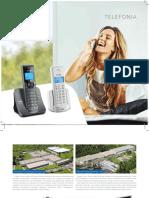 Catalogo Telefonia 2018