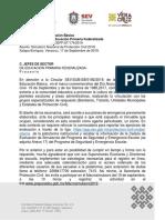 CIRCULAR 174 SIMULACRO NACIONAL 2019.docx