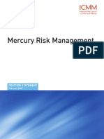 ICMM Mercury Risk Management