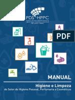 Manual de Higiene e Limpeza do setor de Higiene pessoal, perfumeria e Cosméticos.pdf