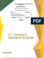 CONCEPTO E IMPORTANCIA DE SECADO.pptx