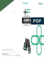 Liner Bond f Technical Information