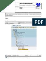 BPP-SD-MCTE - Analisis Estandar Por Organizacion de Ventas
