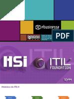 Conteúdo - Capacitação Em ITIL e Cobit2