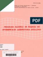 Programa nacional de pesquisa - 803 Diversificação agropecuária - Bubalinos.pdf