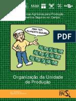 Organização da Unidade de Produção