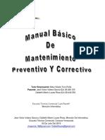 Manual basico de mantenimiento Preventivo y Correctivo (Jean).docx