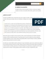 QUE ES ORAR Y COMO HACERLO.pdf