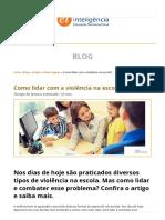 Como lidar com a violência na escola_ _ Escola da Inteligência.pdf