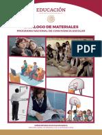 Catálogo de materiales PNCE