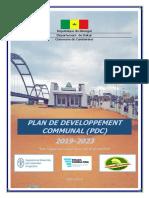 Plan de Développement Communal (PDC) de Cambéréne Dakar - SENEGAL