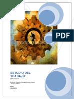 Estudio Del Trabajo - Roberto García Martínez