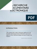 Cours La-recherche-documentaire-électronique (1).pptx