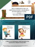 MARCO NORMATIVO DE LAS ORGANIZACIONES  SOLIDARIAS DE DESARROLLO.pptx