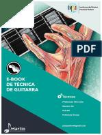 TECNICA DE GUITARRA I