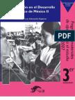 LA EDUCACION EN EL DESARROLLO HISTORICO DE MEXICO II