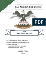 MONOGRAFIA DISCURSO Y DIALOGO.docx