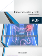 Cancer de Colon y Recto