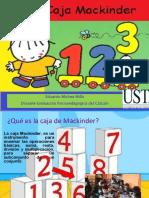 Caja Mackinder Clase