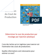6 Estimation Du Cout de Production